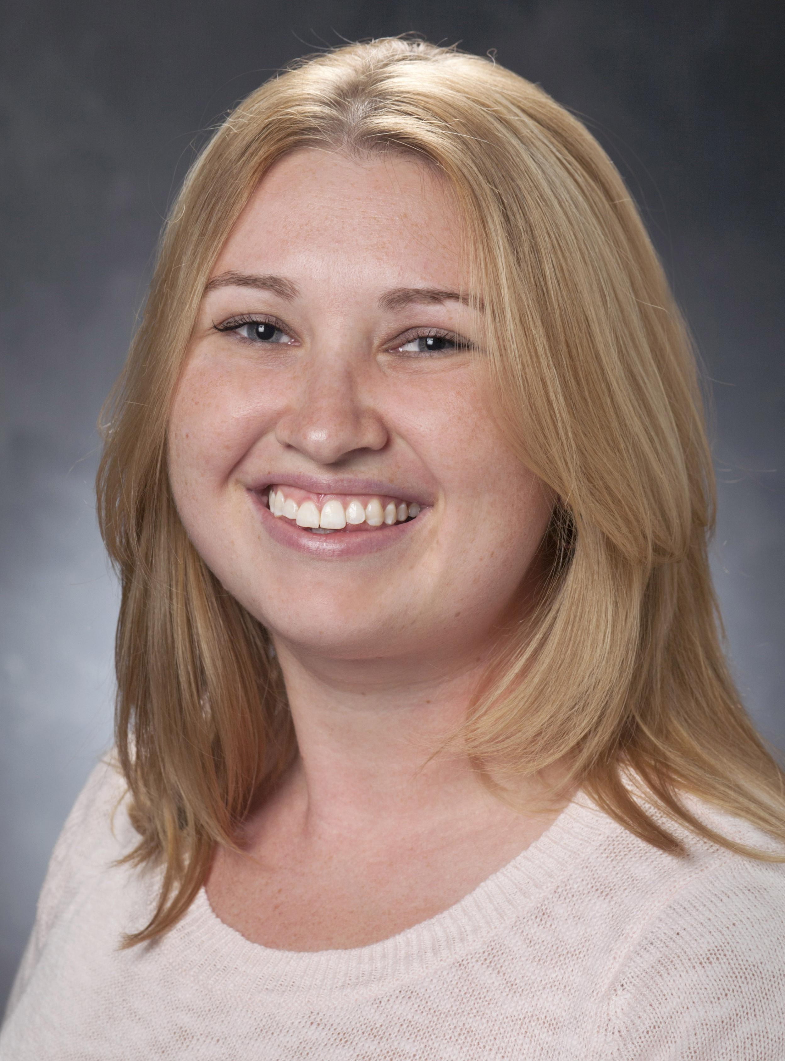 Bridget Bolmgren Teskey : Administrative Specialist