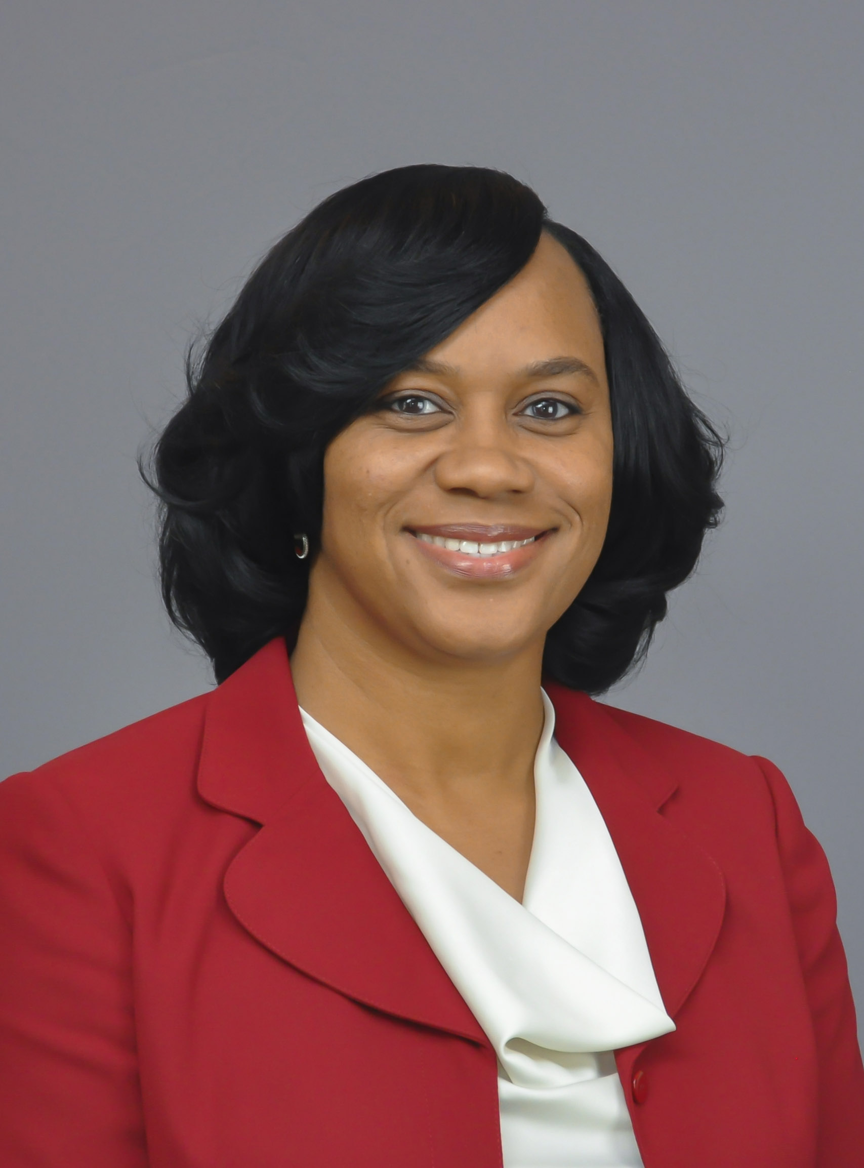 Gwen Moss : Assistant Vice President for Fiscal Affairs