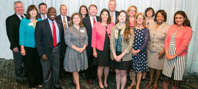 2016 PSO Vivian H. Fischer Leadership Academy graduation