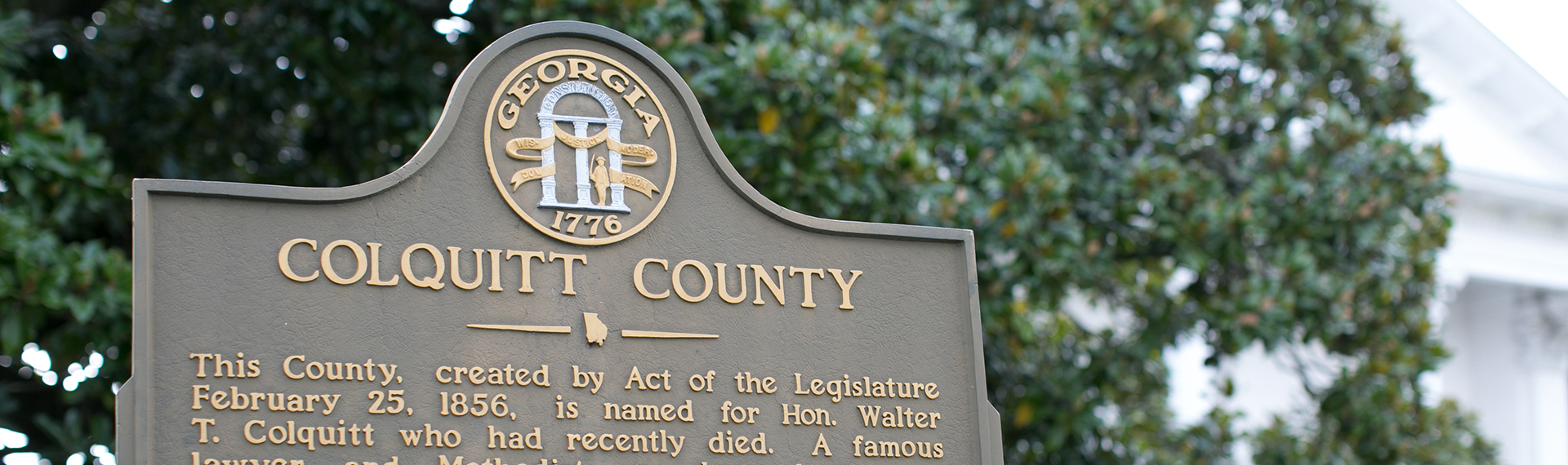 Colquitt County benefits from Archway Partnership