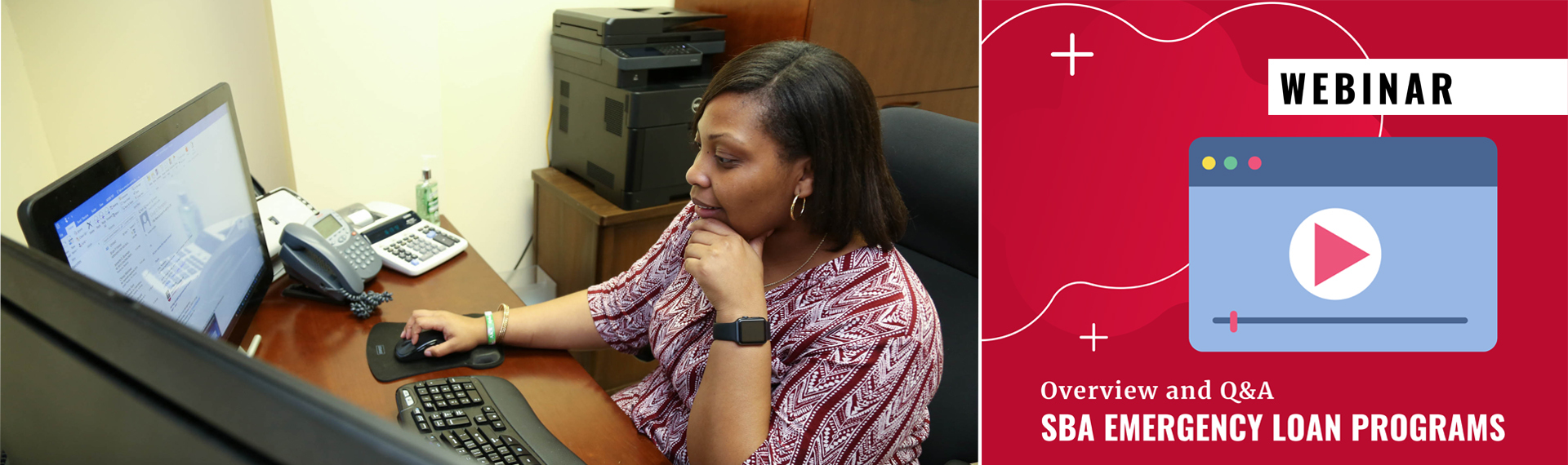 UGA SBDC provides webinars for small businesses seeking COVID-19 help