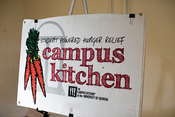 Georgio Design Bank.Campus Kitchen At Uga Partners With The Food Bank Of Northeast