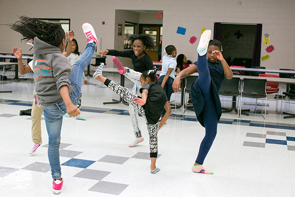 Girls learn life skills & college prep. Fanning Institute helps with staff development and college readiness programs. Girls have traveled to UGA for visits.