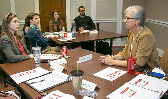 Workshops give UGA students edge in job market