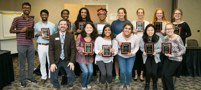 PSO Student Scholars share experiences from internships