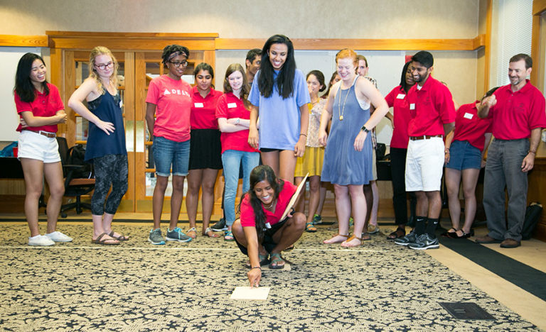PSO scholars learn Leadership styles from Fanning Institute