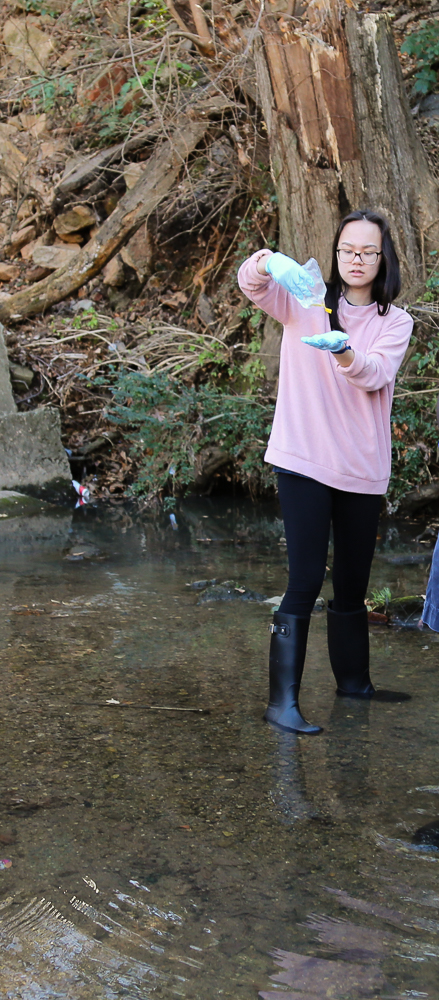 OSL Water Quality testing