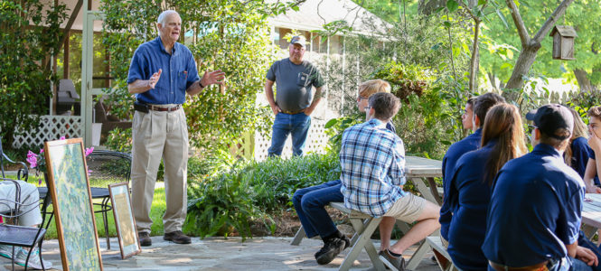 Wakefiled Farms owner Dick Phillips shares about what it takes to be successful in agriculture and in life.