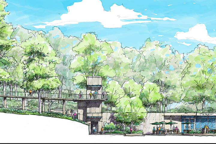 Callaway gift will help make the State Botanical Garden more accessible