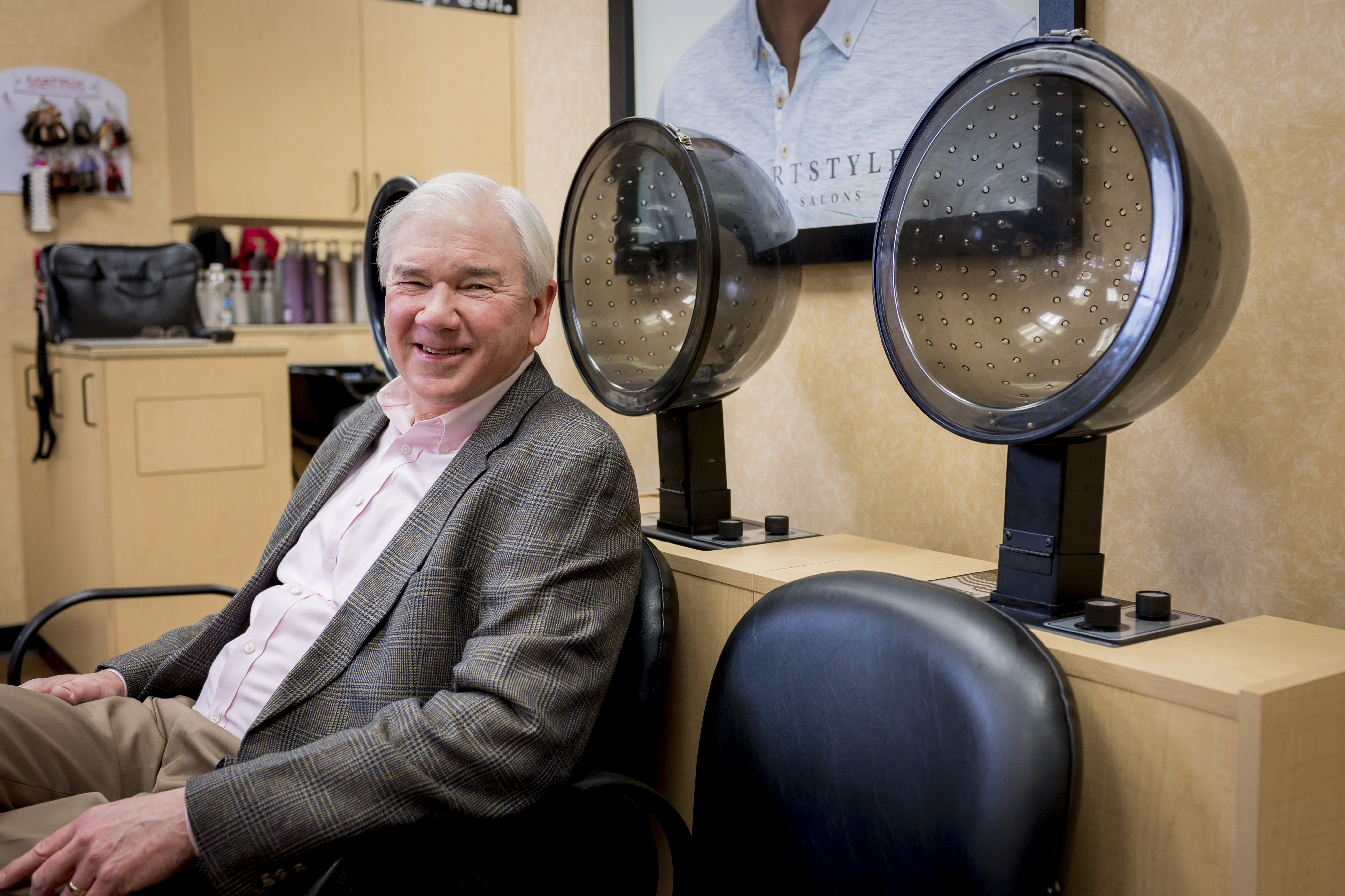 Retiring in style: former corporate executive realizes entrepreneurial dream in franchise ownership