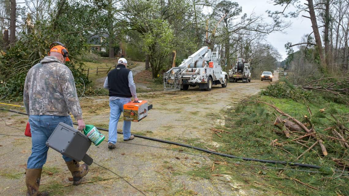 Vinson Institute training helped prepare Harris County leaders for March tornado