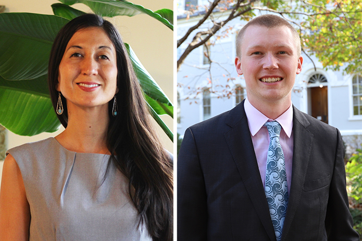 UGA Graduate Students selected as Knauss finalists