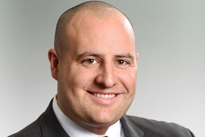 Headshot image of new UGA economic development director Matt Colvin