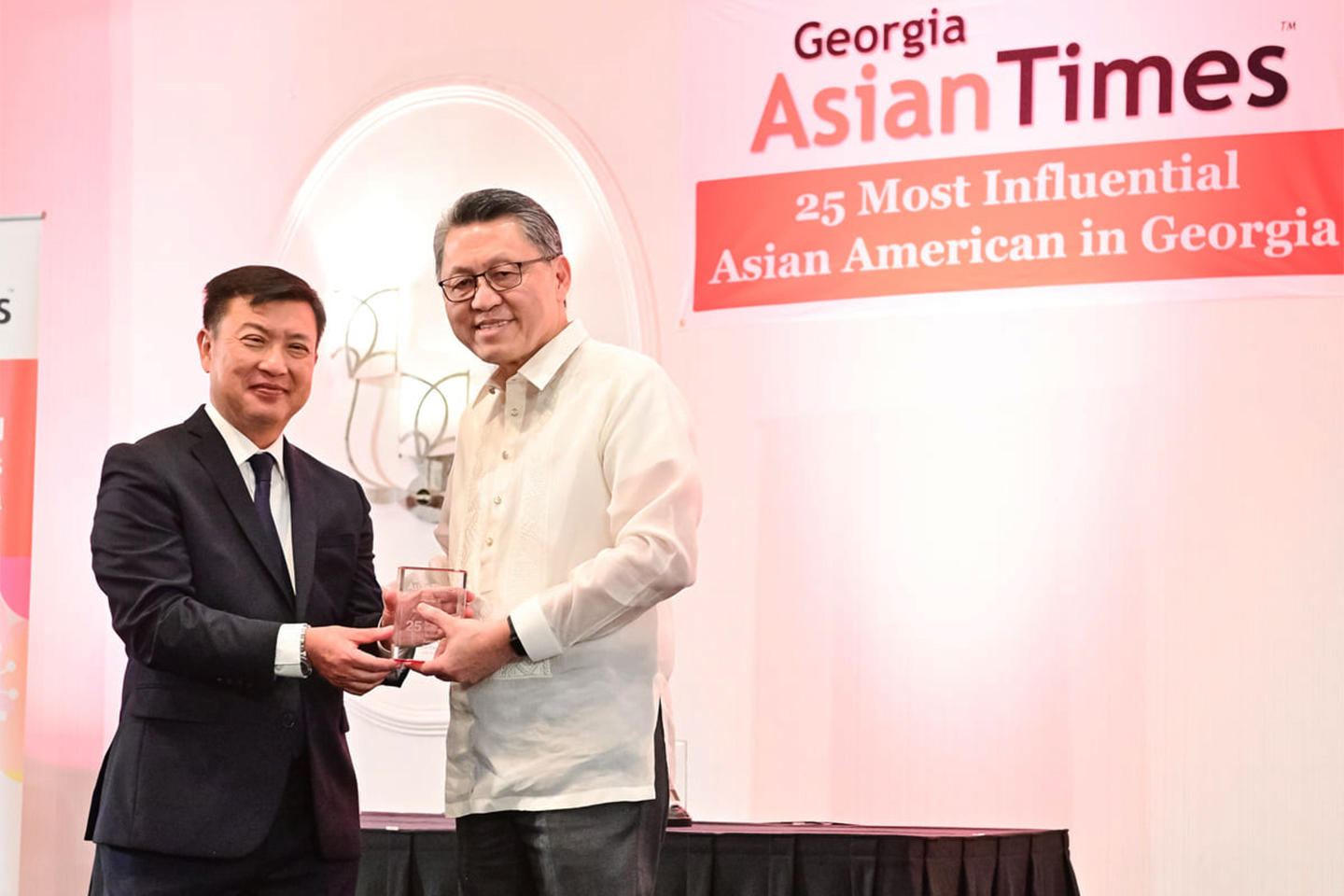 UGA faculty member recognized as one of state's most influential Asian Americans